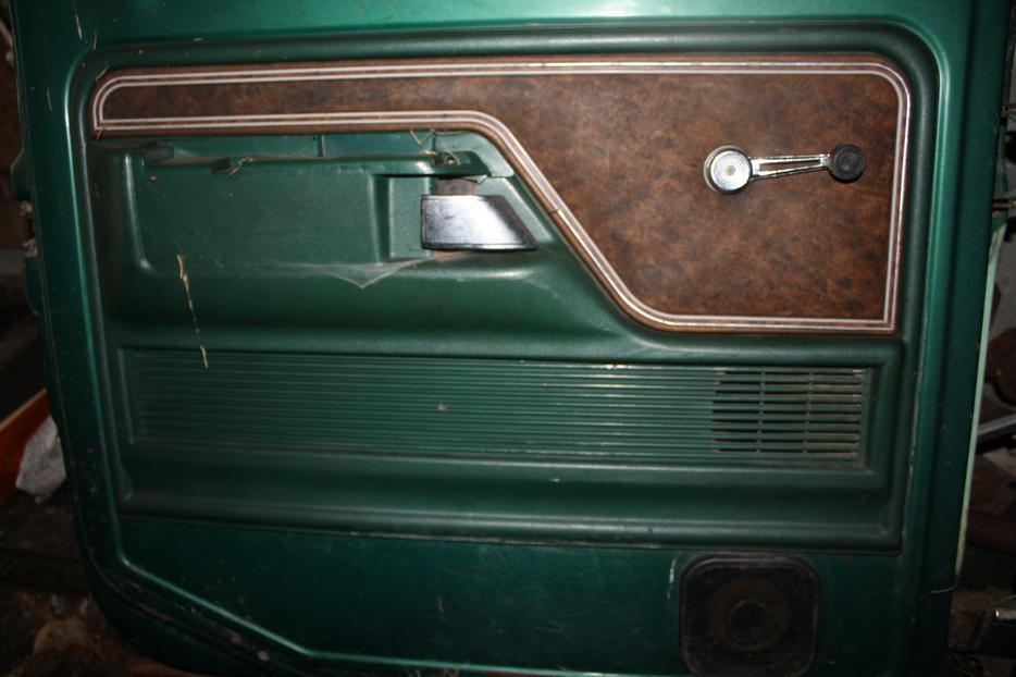 Various Used Oem 1973 1979 Ford Truck Door Panels 75