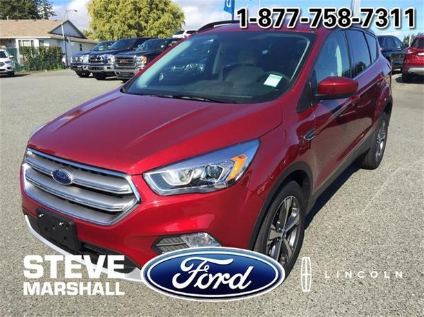 2017 Ford Escape SE - 4WD 4dr SE