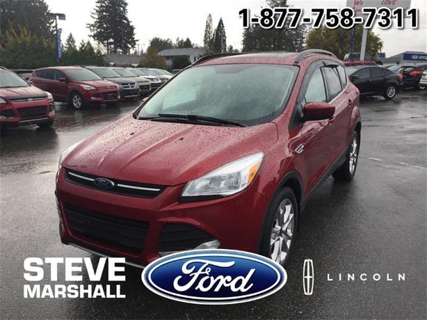 2015 Ford Escape SE - Locally Owned