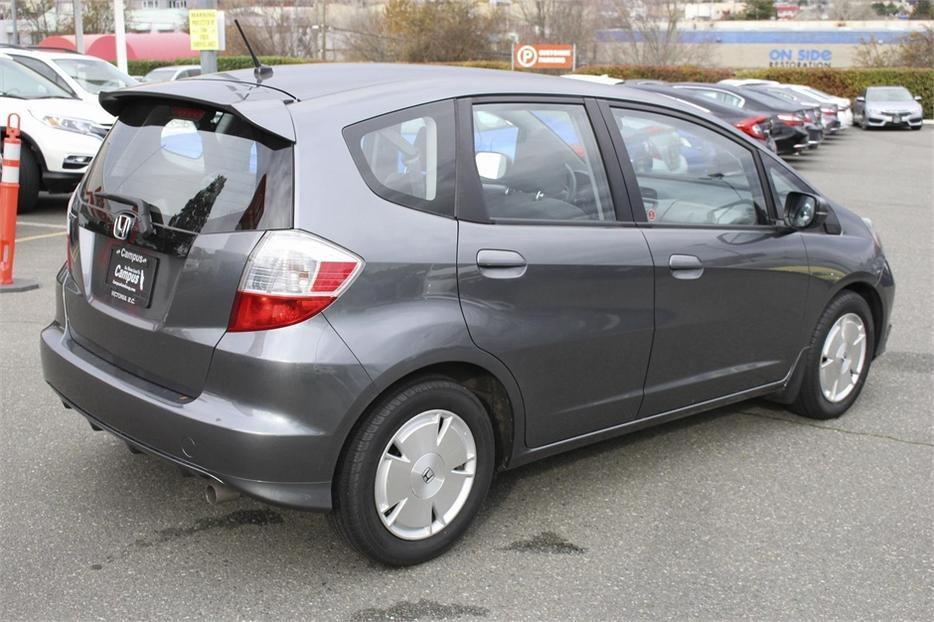 2011 Honda Fit Lx Manual Victoria City  Victoria