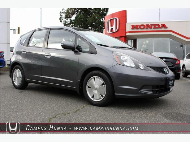 2011 Honda Fit LX Manual