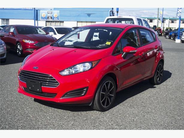 2015 Ford Fiesta SE   HEATED SEATS