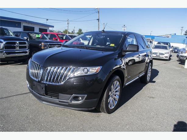 2011 Lincoln MKX LIMITED TOW HITCH   AWD