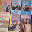 73 Sweet Valley High, Senior Year & University books