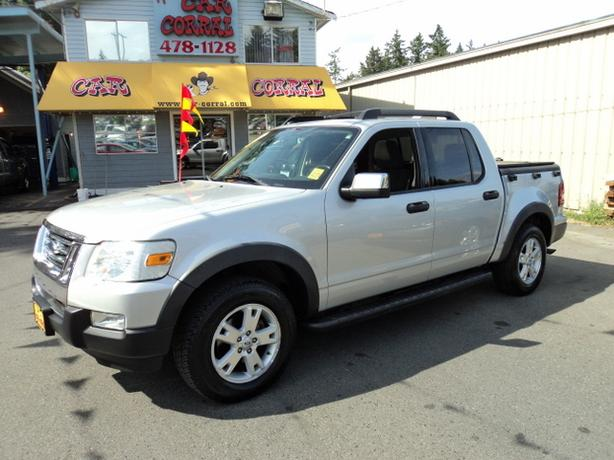 2010 ford explorer sport trac xlt 4x4 west shore langford colwood metchosin highlands victoria. Black Bedroom Furniture Sets. Home Design Ideas