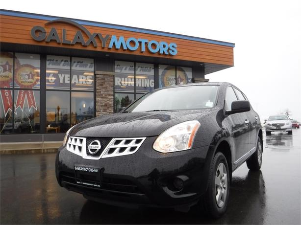 2012 Nissan Rogue S - Bluetooth, Cruise Control, Sport Mode,