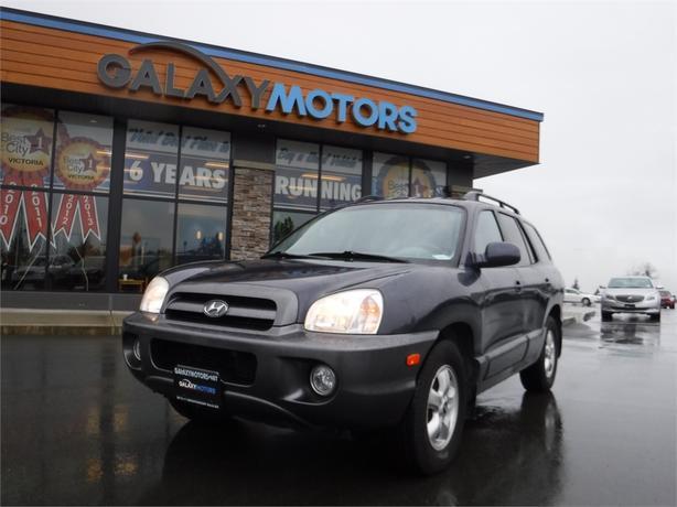 2006 Hyundai Santa Fe GL - AWD, Cruise Control, Alloy Wheels