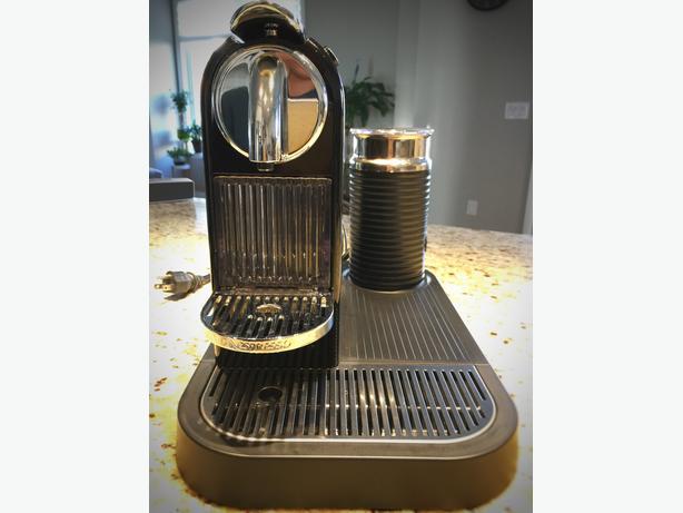Like New Nespresso Citiz&Milk Espresso Machine Kanata, Ottawa  MOBILE # Nespresso Ottawa