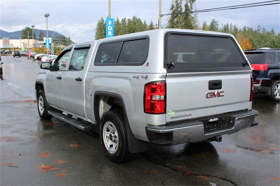 Salt Lake Valley Gmc >> 2015 GMC Sierra 1500 PAINTED CANOPY | A/C Outside Victoria ...