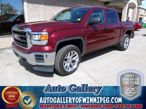 2014 GMC Sierra 1500 Crew 4X4 *20'' Chrome