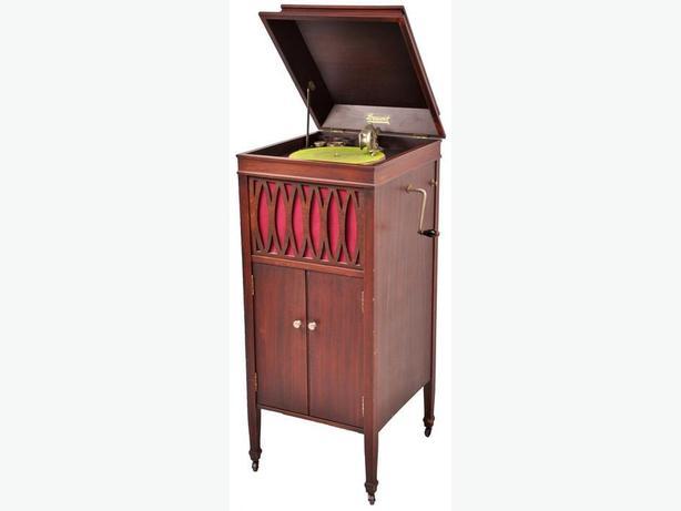 WANTED: Vintage: Brunswick phonograph