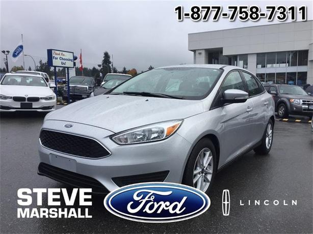 2015 Ford Focus SE - One Owner