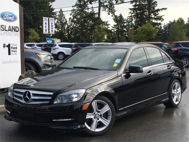 2011 Mercedes-Benz C-Class C-300,Leather