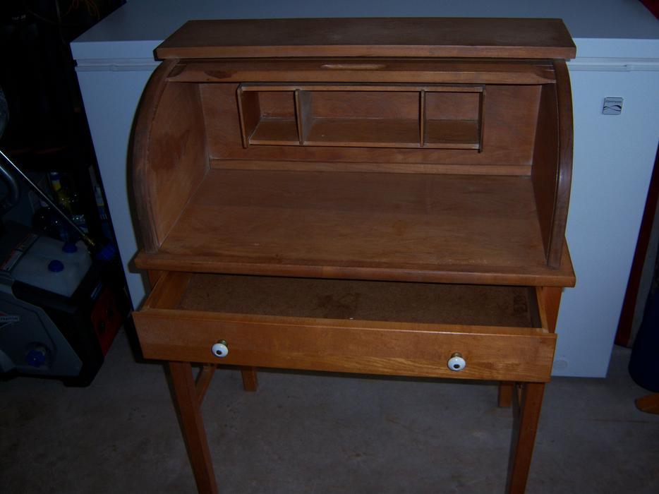 Antique Roll Top Desk Cornwall Pei