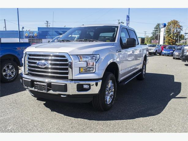 2016 Ford F-150 XLT 4X4   TOW HITCH