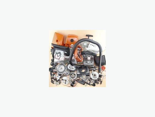 WANTED used and blown up Stihl and Husqvarna chainsaws and parts.