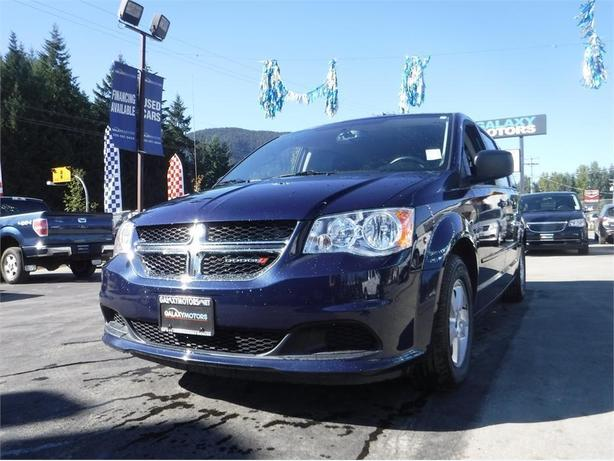 2012 Dodge Grand Caravan SE - Navigation, ECON, Cruise Control