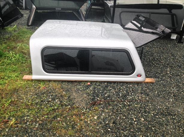 Canopy - Toyota Tacoma - 5ft & Canopy - Toyota Tacoma - 5ft Outside Victoria Victoria