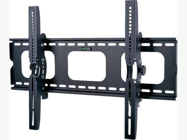 Heavy Duty Tilt Wall Mount w/Safety Lock for TV 37'' to 70''