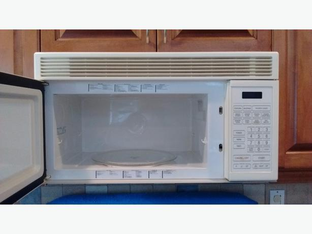 Over the range maytag microwave qualicum parksville qualicum beach - Red over the range microwave ...