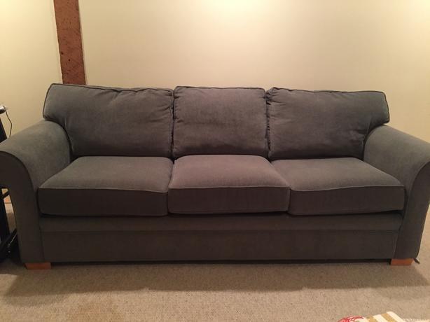 super comfortable couch oak bay victoria