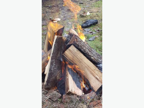 Saltspring Island Firewood