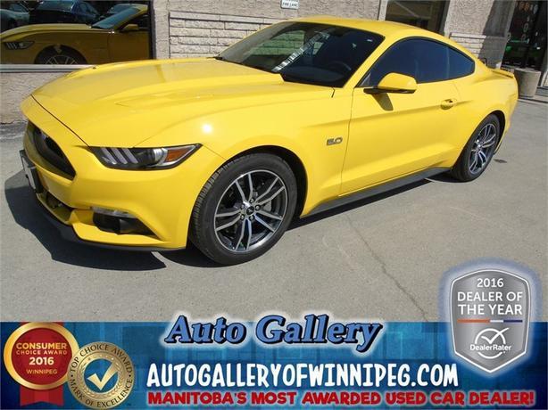 2015 Ford Mustang *Lthr/NAV/V8/6Spd