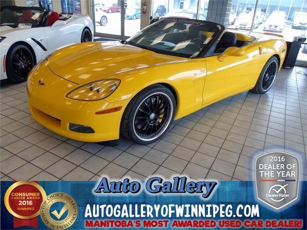 2005 Chevrolet Corvette Z51 *Supercharged!*