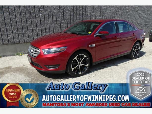 2015 Ford Taurus SEL AWD*Low kms!