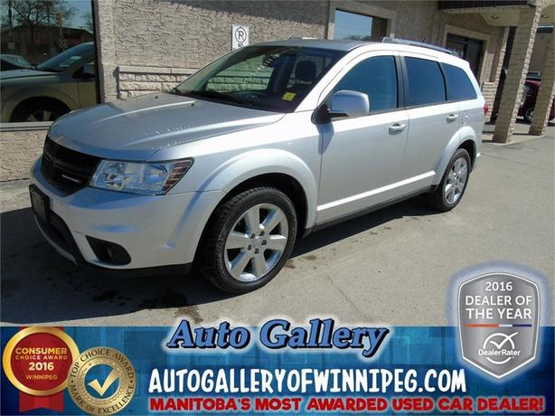 2012 Dodge Journey SXT *V6/Htd. Seats*