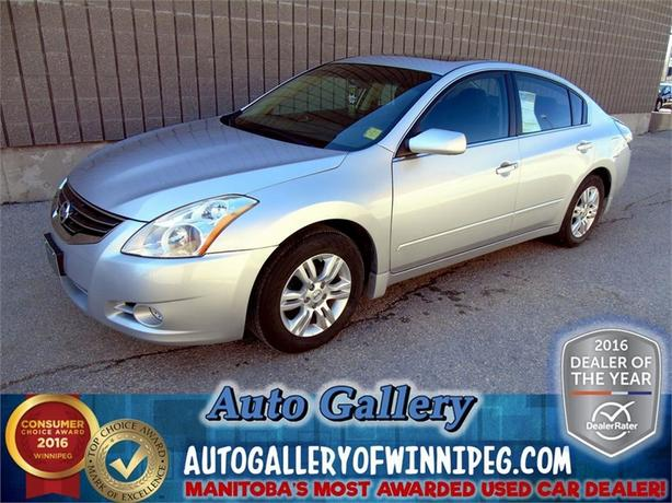 2012 Nissan Altima 2.5 S *Roof/7,667kms