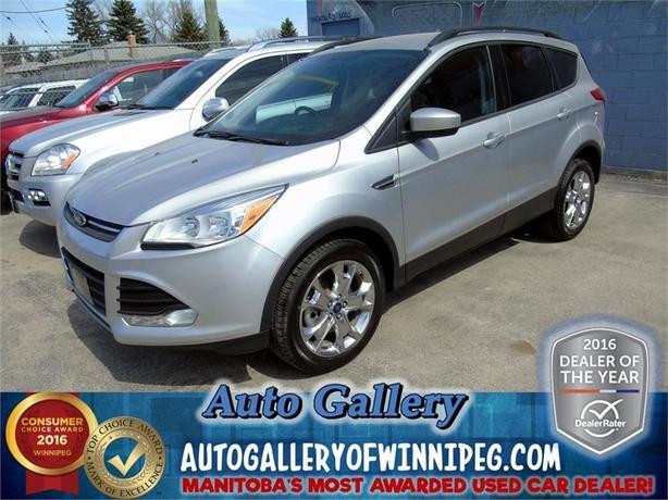 2015 Ford Escape SE AWD *Lthr/NAV*