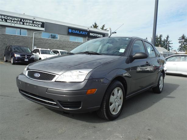 2007 ford focus zx4 outside nanaimo nanaimo. Black Bedroom Furniture Sets. Home Design Ideas