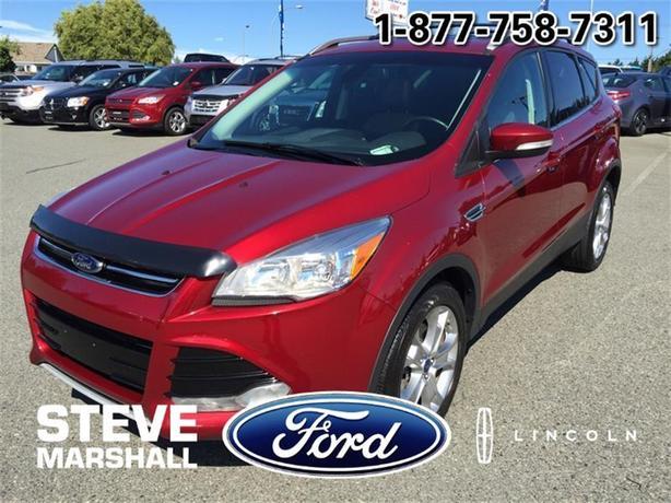 2014 Ford Escape Titanium - Low Km!