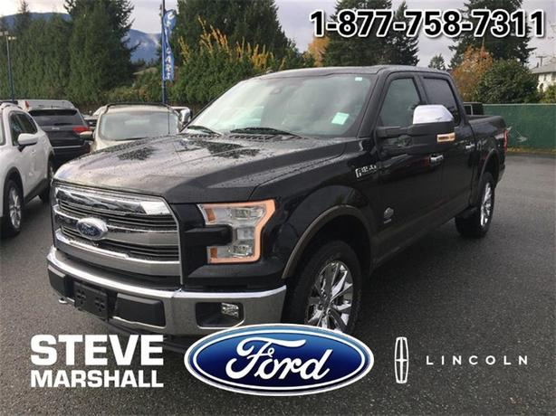 2015 Ford F-150 King Ranch - One Owner
