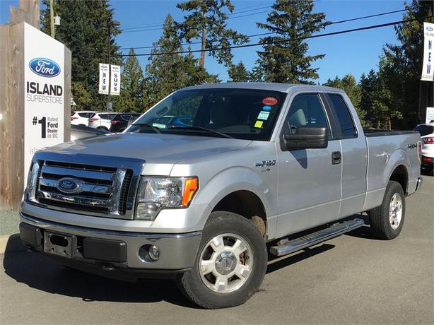 2010 Ford F-150 XLT V8 SuperCab