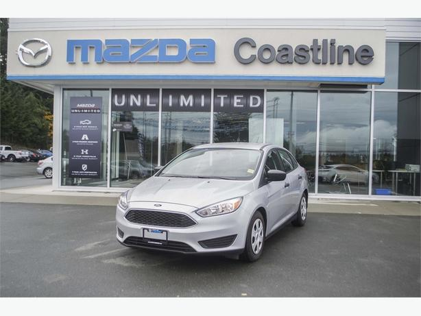 2015 Ford Focus S BLUETOOTH   MANUAL