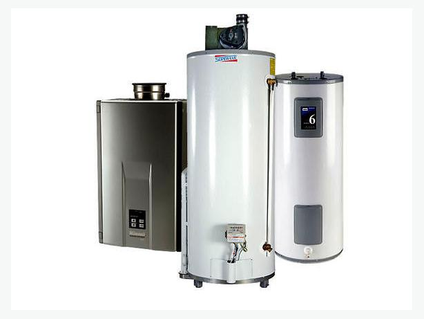 Water Heater Rent to Own Program