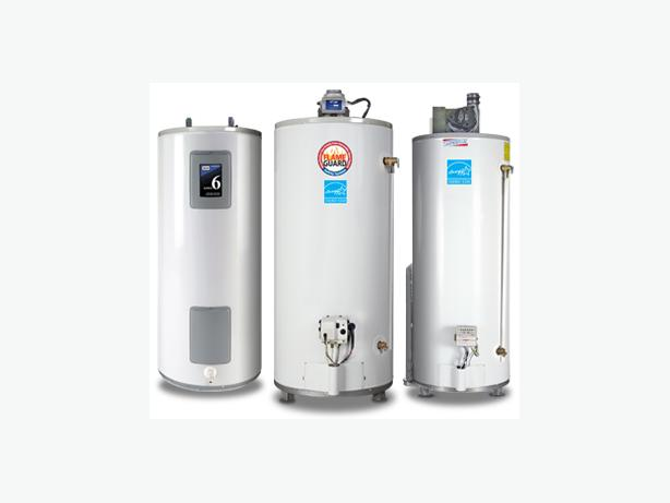 Hot Water Heater Upgrade -RENT TO OWN