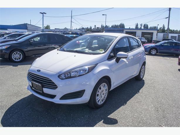 2015 Ford Fiesta S MANUAL   BLUETOOTH
