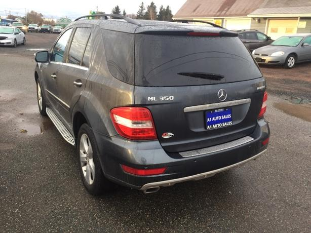2010 mercedes benz m class ml350 bluetec 4wd summerside for 2010 mercedes benz ml350 bluetec 4matic