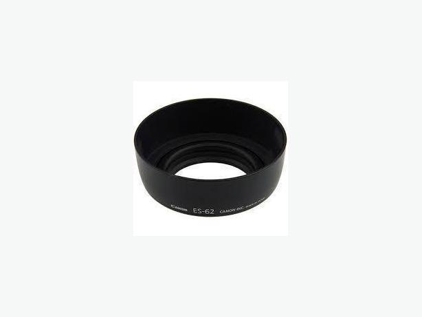 ES-62 ES62 Lens Hood for Canon EOS EF 50mm f/1.8 II