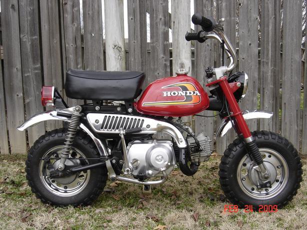 WANTED: Honda Z50 any year