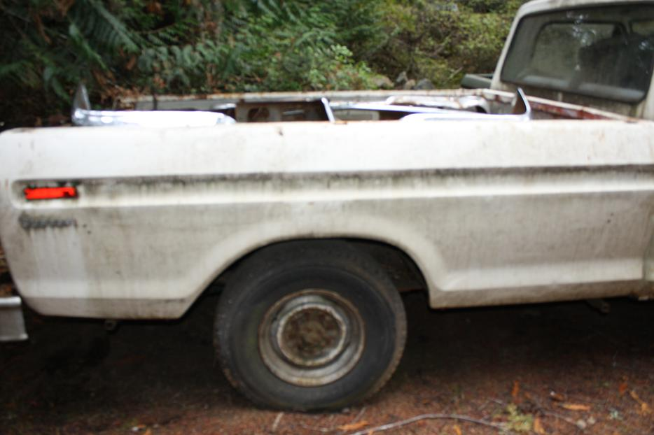 1973 79 Ford F100 150 250 350 Truck Parts Outside