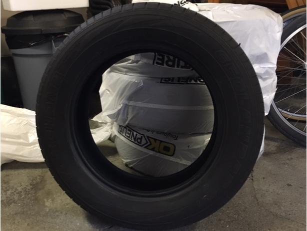4 - All-Season Tires 225/60R17