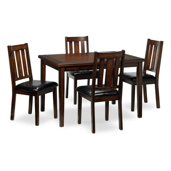 5 dining room set boyd collection orleans ottawa