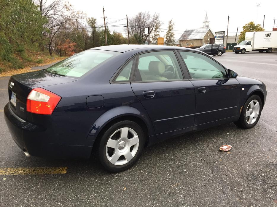 Great Condition 2004 Audi A4 Quattro 1 8t Low Km 101k
