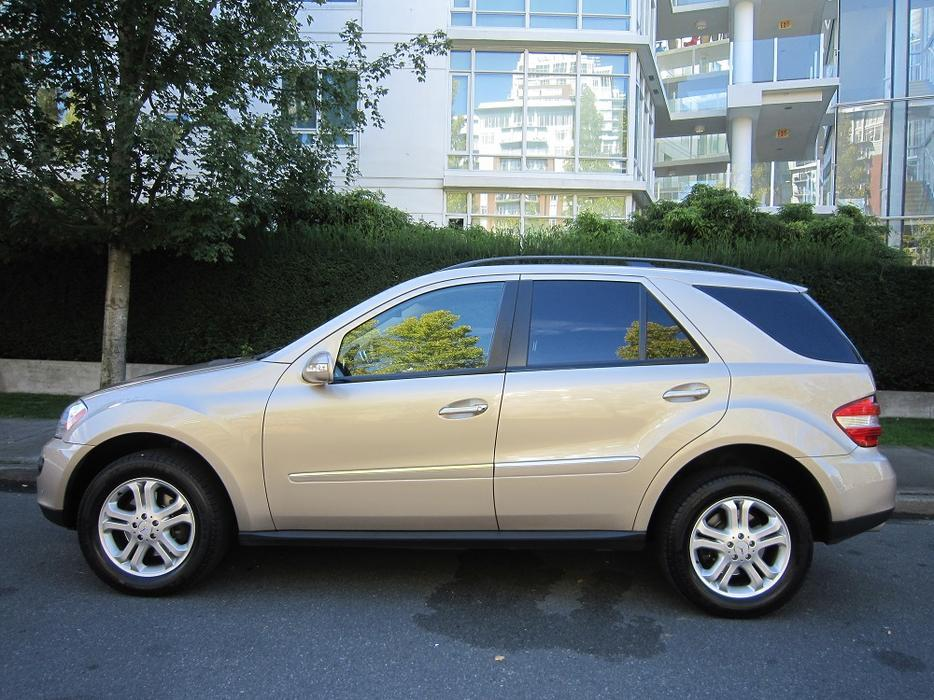 2007 mercedes benz ml320 cdi 4matic on sale fully for Mercedes benz bay ridge