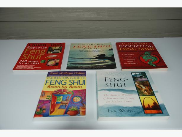 5 Books About Feng Shui - Great Housewarming Gifts!