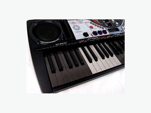 Yamaha Djx Synthesizer